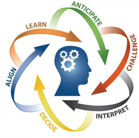 Learn, Anticipate, Challenge, Interpret, Decide, Align