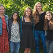 2017-18 Ginsberg Center Graduate Liaisons