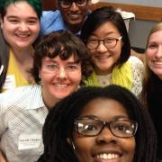 Ginsberg Student Advisory Board 2014-2015 Selfie
