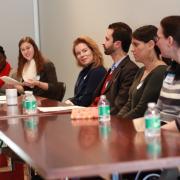 LinC Community Partner Panel