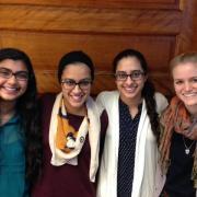 Ginsberg Fellows Cohort 2013-2014