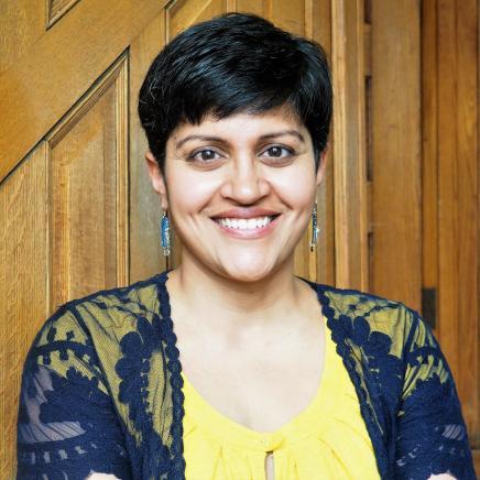 Associate Director for Academic Partnerships - Neeraja Aravamudan