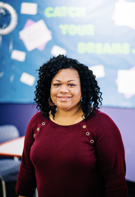 America Reads and Literacy Programs Manager - Raven Jones
